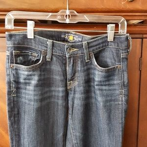 Lucky Brand Zoe Boot jeans - size 2/26